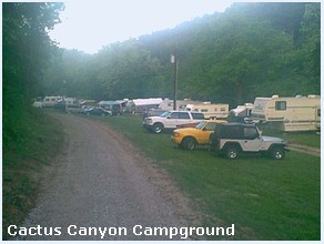 Cactus Canyon Gay Campground & RV Resort in Missouri