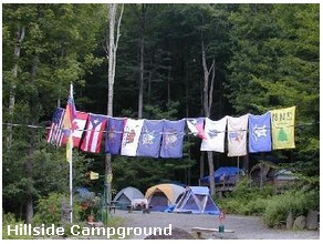 Hillside Gay Campground in Pennsylvania